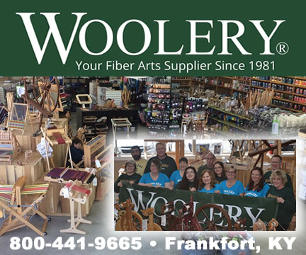 Ad for The Woolery